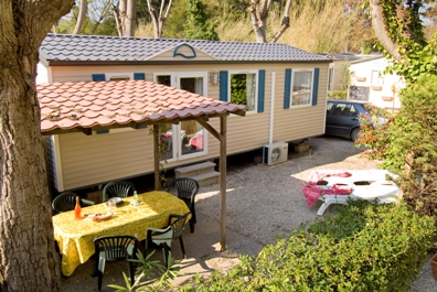 Mobilhome Confort Lodge